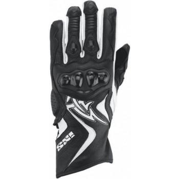 Мотоперчатки женские IXS Kyla Black-White DXS