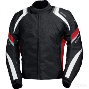 Мотокуртка IXS Rio 2 Black-Red White S