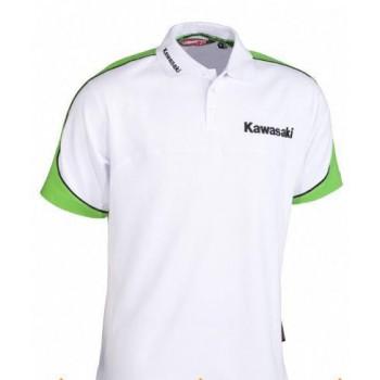 Поло Kawasaki Sports White XL