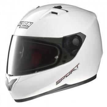 Мотошлем Nolan N64 Sport 014 White-Grey L