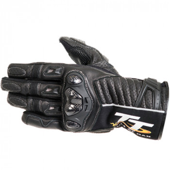 Мотоперчатки RST Iom TT Stunt II Black S