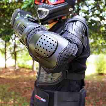 фото 4 Моточерепахи Моточерепаха Scoyco AM02 Black XL