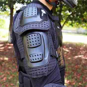 фото 6 Моточерепахи Моточерепаха Scoyco AM02 Black XL