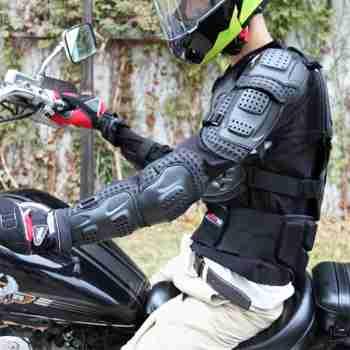 фото 9 Моточерепахи Моточерепаха Scoyco AM02 Black XL