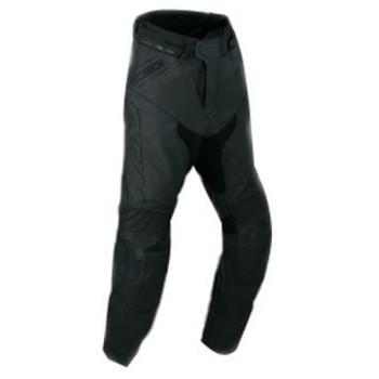 Мотоштаны кожаные Ixon Akous (Е2004Н) Black 3XL