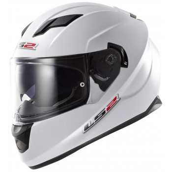 Мотошлем LS2 FF320 Stream Gloss-White XL