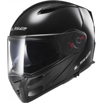 Мотошлем LS2 FF324 Metro Single Mono Gloss-Black L