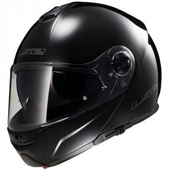 Мотошлем LS2 FF325 Strobe Gloss-Black XL