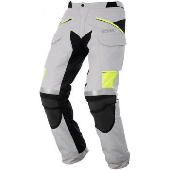 Мотобрюки Alpinestars Calama Drystar White-Grey-Yellow L