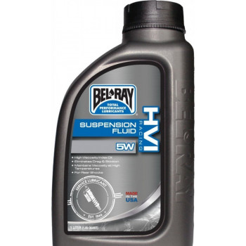 Масло для амортизатора Bel-Ray HVI Racing Susp Fluid 5W