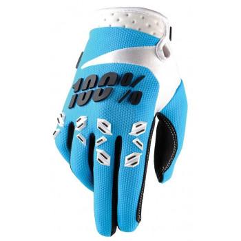 Мотоперчатки Ride 100% Airmatic Glove Blue XL (11)