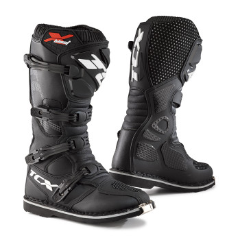 Мотоботы TCX X-Blast Black 45