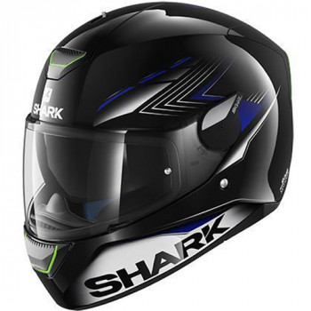Мотошлем Shark Skwal Matador Black-Blue L