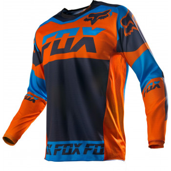 Мотоджерси Fox 180 Mako Jersey Orange 2XL