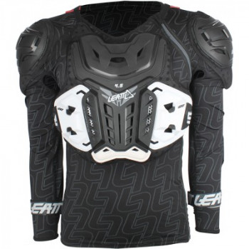 Моточерепаха Leatt Body Protector 4.5 Black L-XL