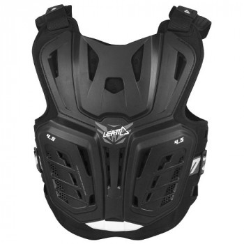 Моточерепаха Leatt Chest Protector 4.5 Black 2XL
