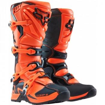 Мотоботы Fox Comp 5 Orange 12