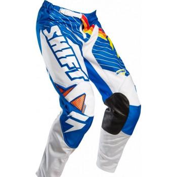 Мотоштаны Shift Strike Stripes Pant Blue 36