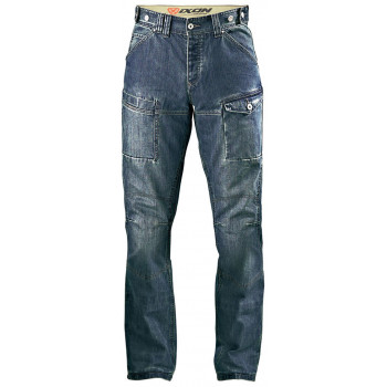 Мотоджинсы Ixon Sawyer Stonewash 2XL
