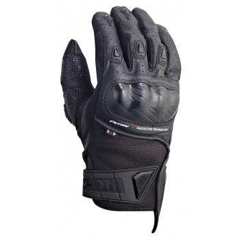 Мотоперчатки Ixon RS Burn Black 2XL
