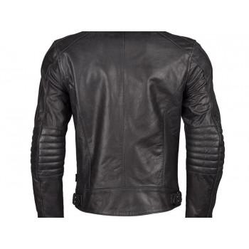 фото 6 Мотокуртки Мотокуртка кожаная Segura Iron Black 2XL