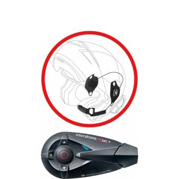 Переговорное устройство Interphone F5MC для Schuberth