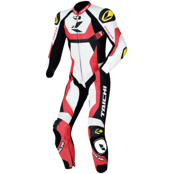 Мотокомбинезон кожаный RS-Taichi GP-WRX R304 Red-White-Black 3XL