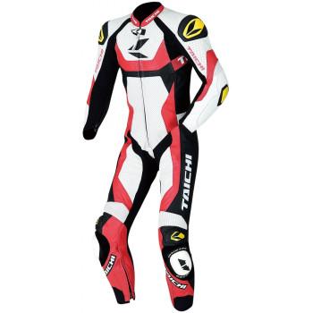 Мотокомбинезон кожаный RS-Taichi GP-WRX R304 Red-White-Black 2XL