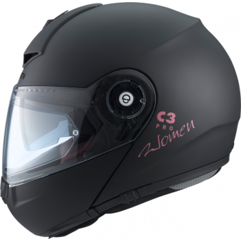 Мотошлем женский Schuberth C3 Pro Matt Black XS