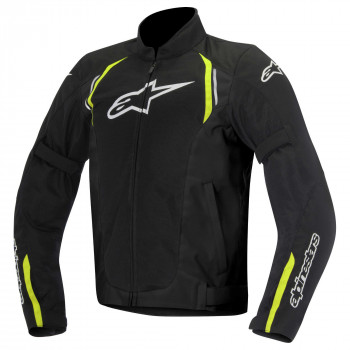 Мотокуртка Alpinestars AST Air Black-Yellow S (2016)
