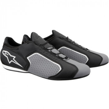 Кроссовки Alpinestars Montreal Black-Grey 42