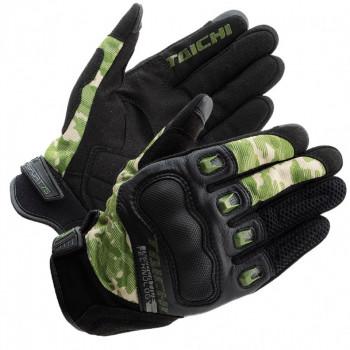 Мотоперчатки RS-Taichi Surge Mesh Black-Camo L