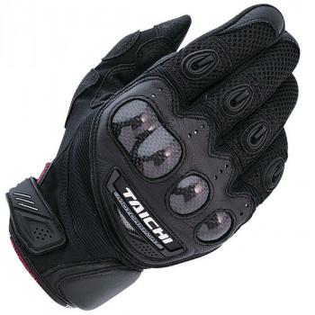 Мотоперчатки кожаные RS-Taichi Velocity Mesh Black XL