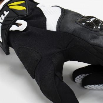 фото 3 Мотоперчатки Мотоперчатки RS-Taichi Velocity Mesh Black-Green L