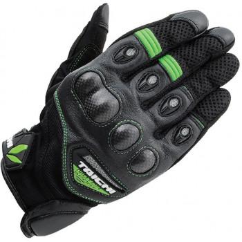 фото 1 Мотоперчатки Мотоперчатки RS-Taichi Velocity Mesh Black-Green L