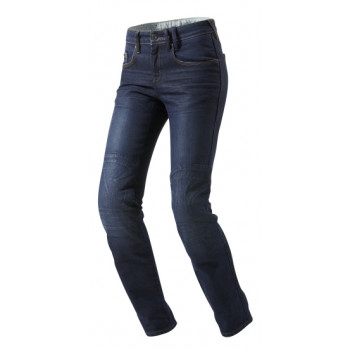 Мотоджинсы Revit Madison Ladies L32 Blue 24
