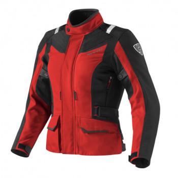 фото 1 Мотокуртки Мотокуртка Revit Voltiac Ladies Black-Red 38