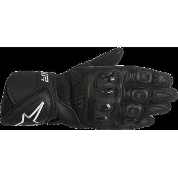 Мотоперчатки кожаные Alpinestars SP Air Black M (2016)