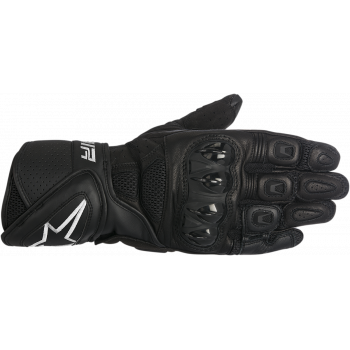 Мотоперчатки кожаные Alpinestars SP Air Black L (2016)