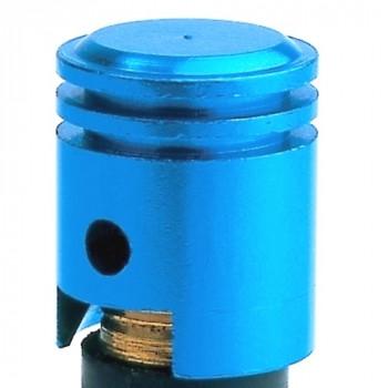 Колпачки на ниппель Oxford Piston Valve Caps Blue