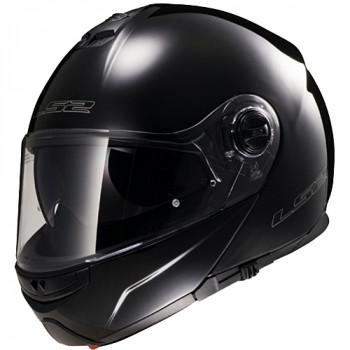 Мотошлем LS2 FF325 Strobe Gloss-Black XS