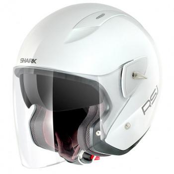 Мотошлем Shark RSJ 3 White S