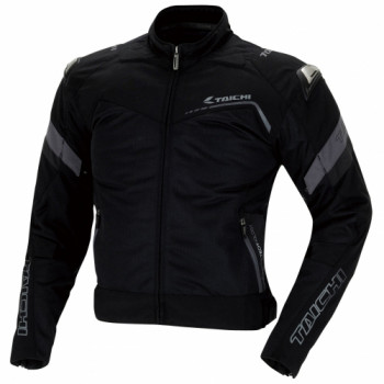Мотокуртка RS-Taichi Armed High Protection Mesh Black 2XL
