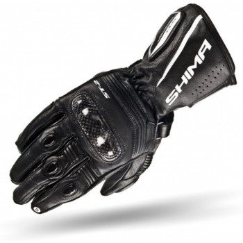 Мотоперчатки женские Shima ST-2 Black XS