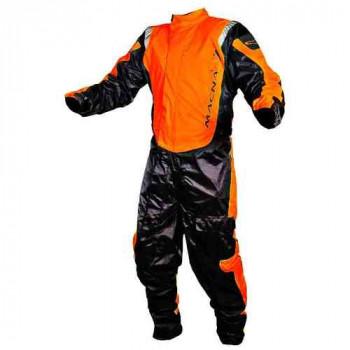 Дождевик Macna Hydra 2.0 Neon Orange-Black M