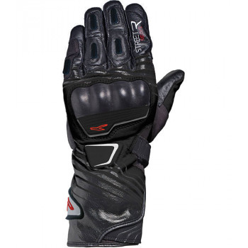 Мотоперчатки Macna Street R Black L
