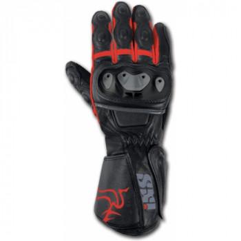 Мотоперчатки IXS SKYWAVE Black-red M