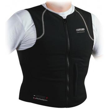 Жилет с подогревом Oxford Hot Vest Lithium Black XS