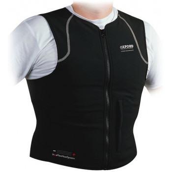 Жилет с подогревом Oxford Hot Vest Lithium Black 2XL