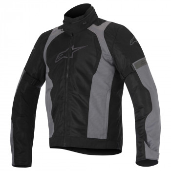 Мотокуртка Alpinestars Amok Air Black-Dark Grey 2XL (2016)